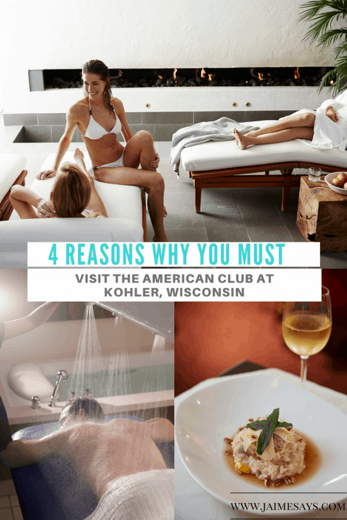 What to do at Kohler|Luxury Travel|Chicago Blogger|Travel Blogger|Quiet Travel|Anxious Traveler