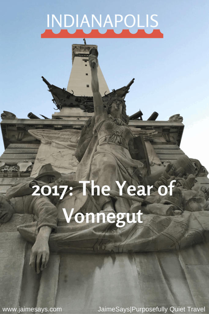 2017:Indianapolis' The Year of Vonnegut