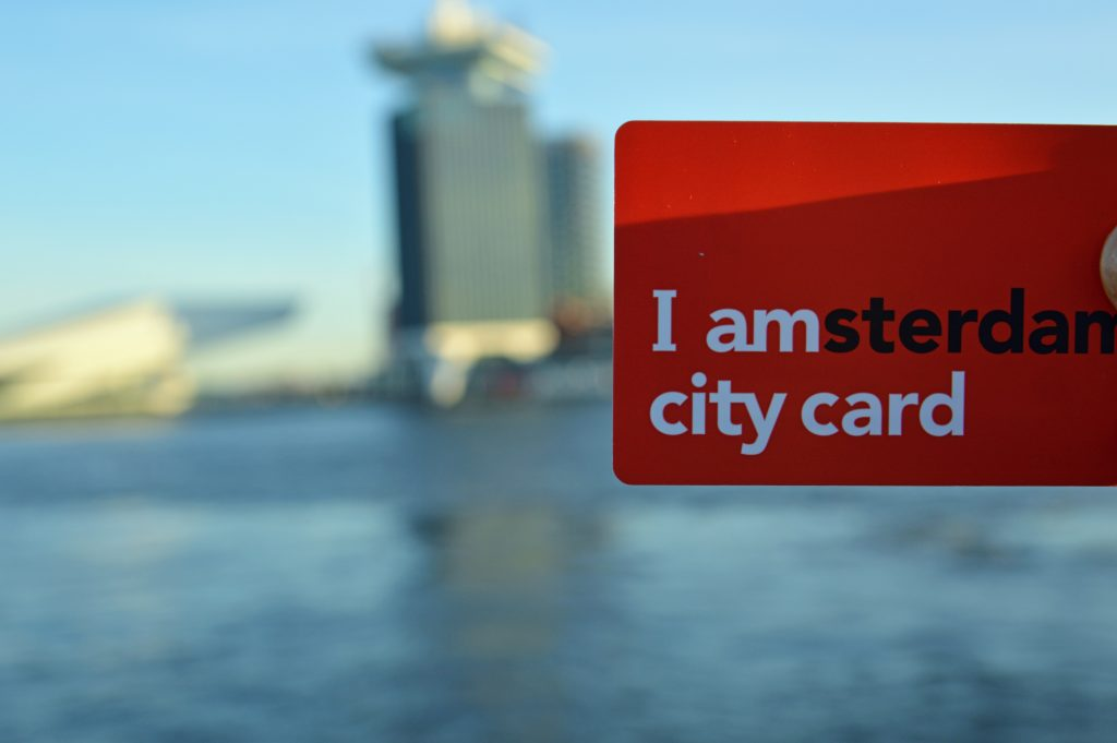The Iamsterdam Card