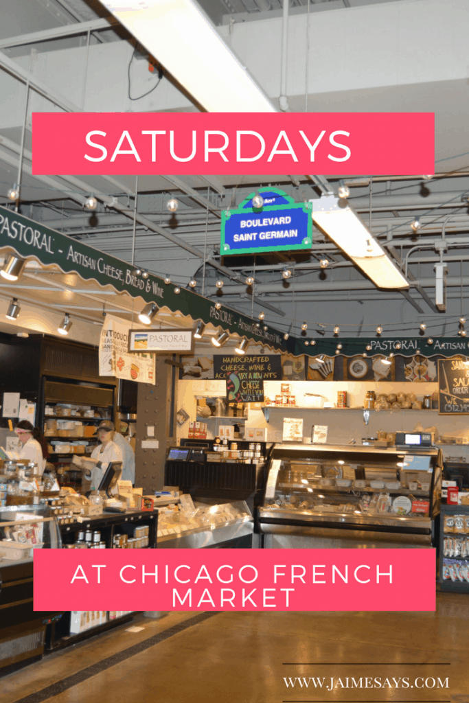Saturdays at Chicago French Market